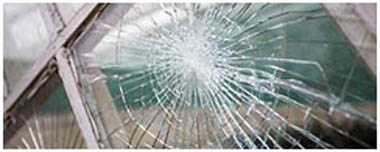 Wimbledon Smashed Glass